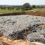 SDW landfill construction