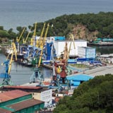 Marine terminal construction
